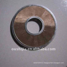 Professionally produce custom-made SS disk filter (From Factory)