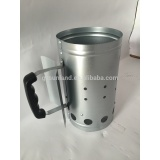 Manufacturer cheap chimney charcoal starter for kettle barbecue grill