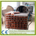 Full Automatic Stainless Steel Canned Food Machinery