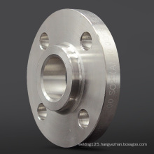 DN900 wn hardware 5inch flat weld stainless steel flange fabrication