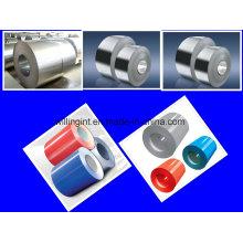 Mejor venta caliente DIP galvanizado bobina de acero con alta calidad