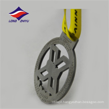 Sports event custom running cheap arts and crafts medals