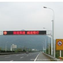 CCC aprobó el polo de iluminación del tráfico
