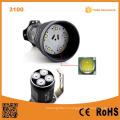Супер мощность 5000 люмен 5PCS Xml-T6 светодиодный фонарик Flash Light