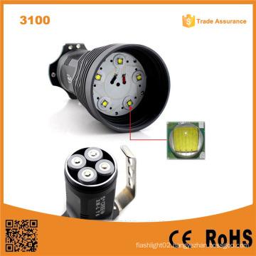 Super Power 5000 Lumen 5PCS Xml-T6 LED Torch Flash Light