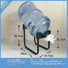 Fuente grande potable fácil de marco vertical del marco del cubo del barril del agua embotellada
