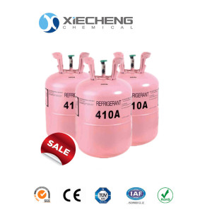 Refrigerant Gas r410 for Disposable Cylinder