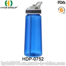 Popular BPA Free Plastic Tritan Drinking Sport Water Bottle (HDP-0752)