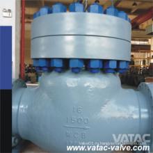 Ру16 ГС-С25 полный порт Скребками&Прочищаемых Литой стальной обратный клапан