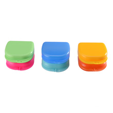 Dental Care Dental Plastic SMO Box Denture Use