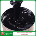 Qingyi dye black offset sublimation ink for offset printing machine