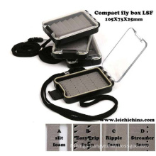 2015 New Waterproof Super Small Fly Fishing Box