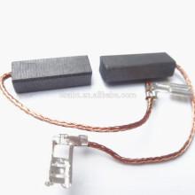 Escova de carbono para ferramentas elétricas