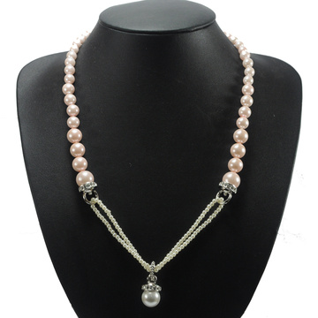 Single Freshwater Pearl  Pendant Necklaces for Sale