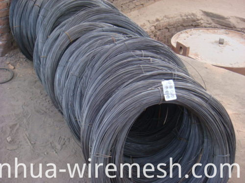 1.1MM diameter round shape Small coil tie wire (2)