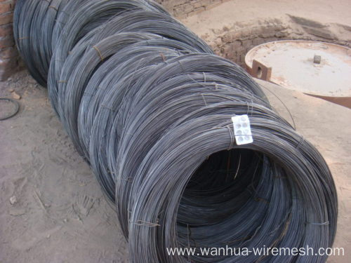 1.1MM diameter round shape Small coil tie wire