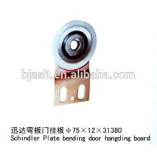 Door roller/Nylon door roller/Sliding door roller