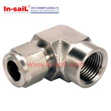 Material de aço carbono de encaixe de tubulação de alta qualidade para gás