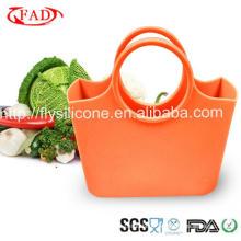 Fabrik Preis Wiederverwendung & Recycling Tasche für Baguette Silikonform