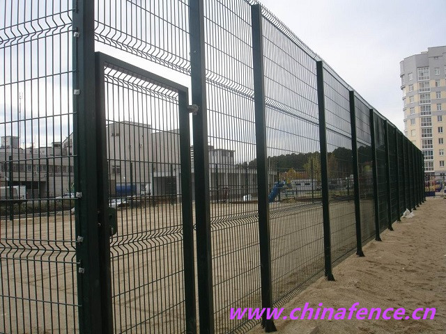 Hot Sale Triangle Bending Fence