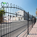 PVC+Coated+Double+Horizontal+Decofor+Panel+Fence