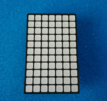 Display Dot Matrix LED 2.3inch Square