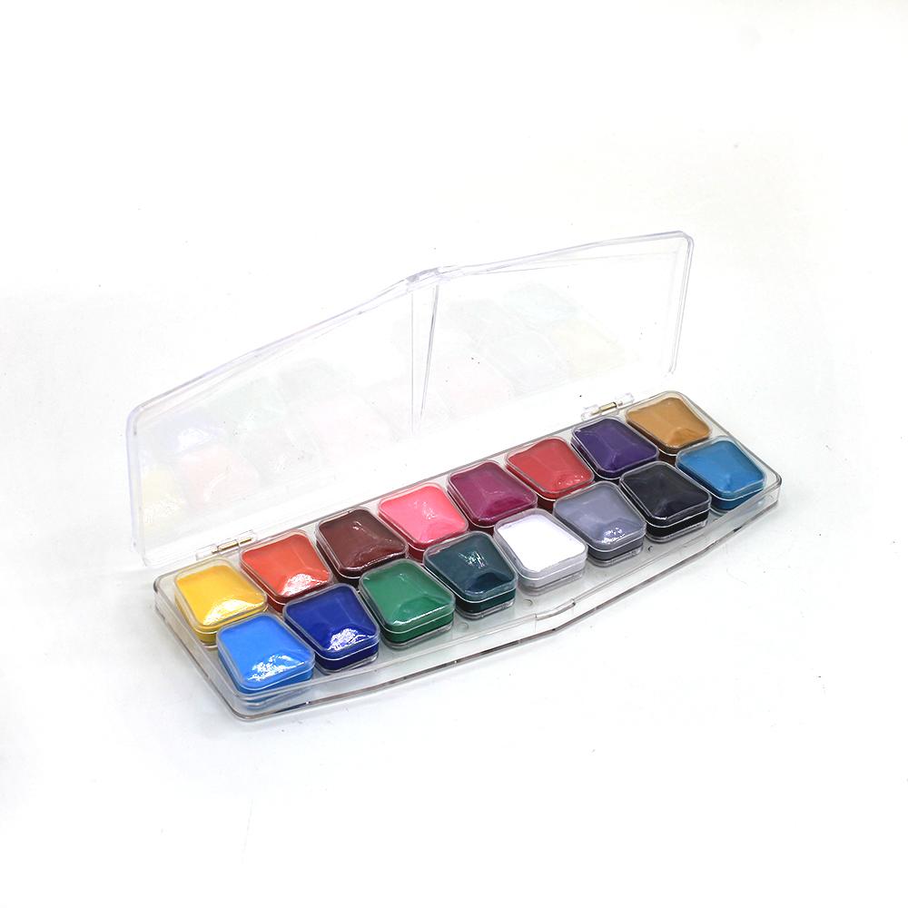 16 Colors Face Paint