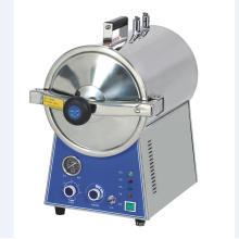 Esterilizador de vapor de mesa con alta temperatura