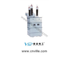 Condensador de derivação de alta tensão