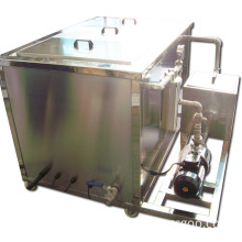 360L High Quality Car Industry Ultrasonic Cleaner with Oil Catch Can 2mm SUS304 Tank