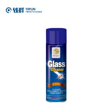 Aerosol Spray Mirror Car Lens&Screen Glass Cleaner