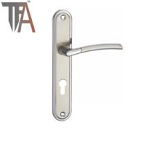 Zinc Plate Door Handle for Europe TF 2516