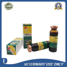 Medicamentos Veterinários de 5% de Injecção de Buparvaquona (20ml)