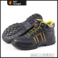 Industrial Leather Safety Shoes with Steel Toecap (SN5154)