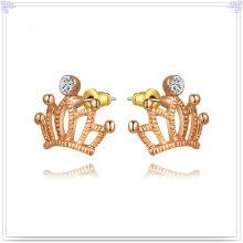Crystal Jewelry Accessoires de mode Boucles d'oreilles en alliage (AE235)