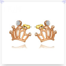 Кристалл ювелирные изделия Модные аксессуары Сплав серьги (AE235)