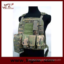 Tactical Equipment Military Airsoft Combat Vest Bulletproof Vest for Wargame Military