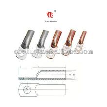 Borne de connexion en cuivre (tubulaire)