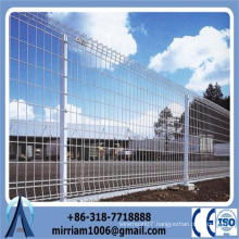 1800*2400mm ornamental double loop wire mesh fence