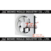 Molde de ventilador de ventilación de plástico de inyección prefessional