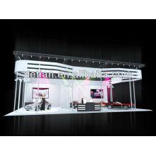 Design & customize Large Exhibition Stand Design, modular exhibition stand design