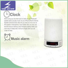 Bulbo inteligente Dimmable ahorro de energía Bluetooth LED música altavoz bombilla lámpara
