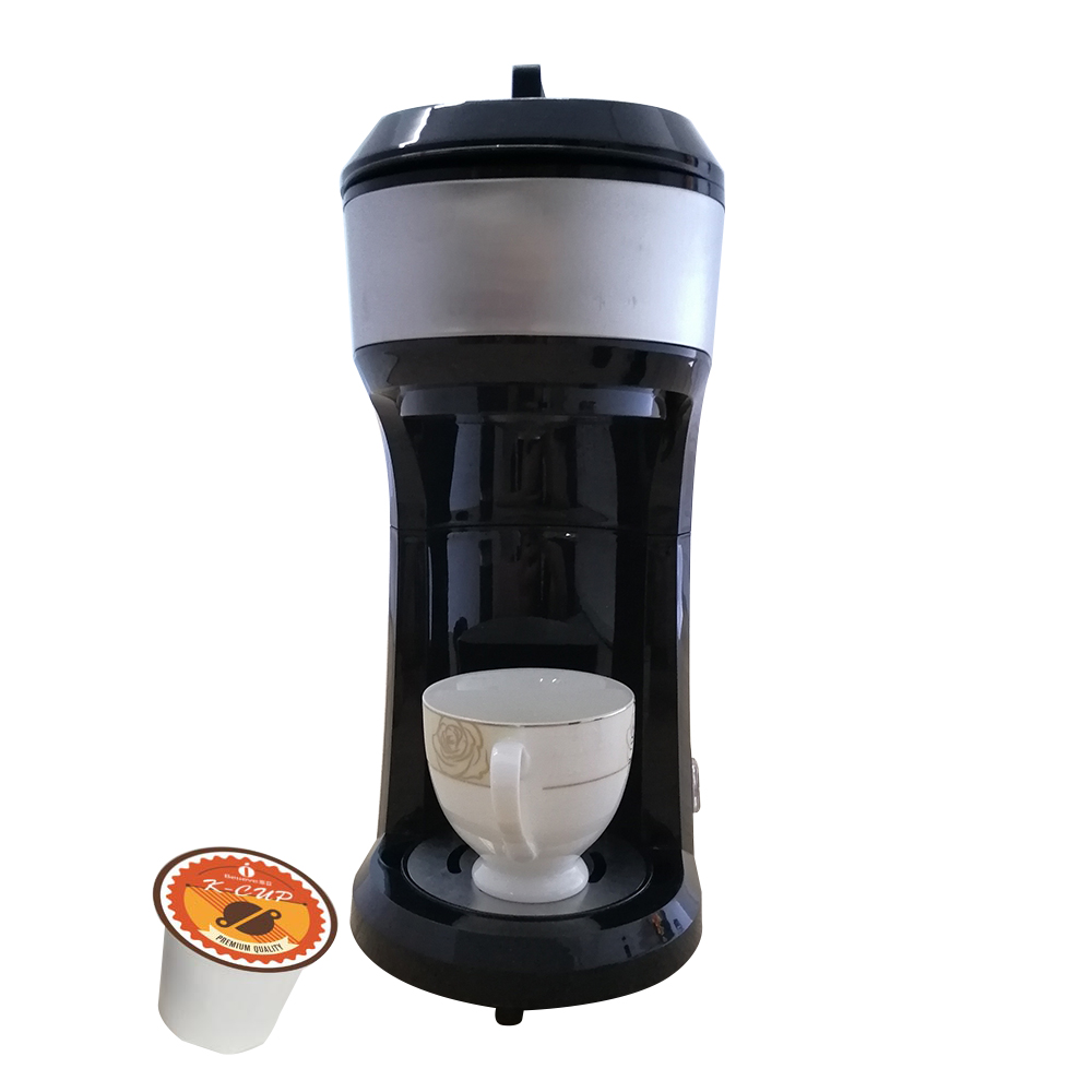 k cup and coffee maker combo