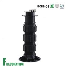 Pedestal de plástico ajustable Screwjack de la ayuda del Decking del ABS