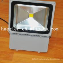 Luz de inundación elegante SMT 100-240v 2700k-7500k luz llevada al aire libre del jardín 80w