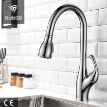 Classic Long Neck High Arc Kitchen Tap Faucet