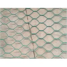 Filet de gabion enduit de PVC
