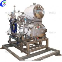 Autoclave de processamento de alimentos de alta pressão mini