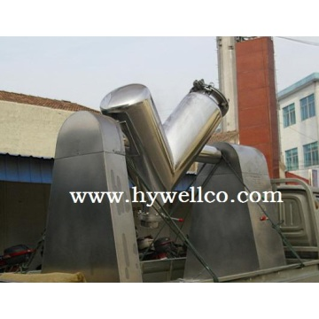 Mesin Mixer V-type Hywell