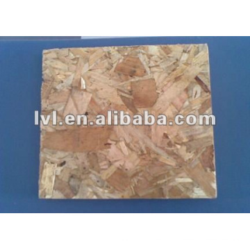 building used OSB-3 board (good quality from factory )
